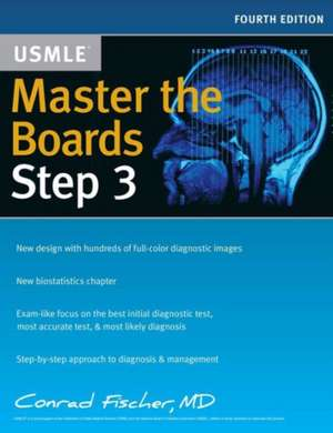Master the Boards USMLE Step 3 de ConradMD Fischer