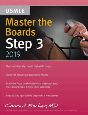 Master the Boards USMLE Step 3 de Conrad Fischer MD