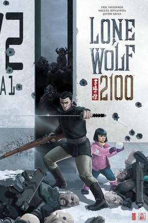 Lone Wolf 2100: Chase The Setting Sun de Miguel Sepulveda