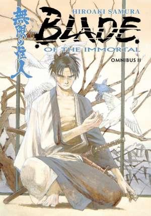 Blade of the Immortal Omnibus Volume 2 de Hiroaki Samura