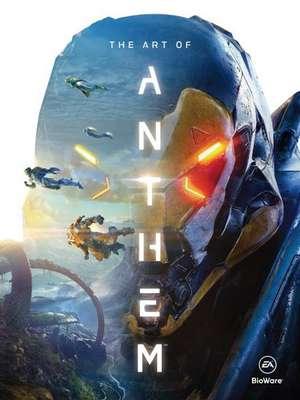 The Art Of Anthem Limited Edition de BIOWARE