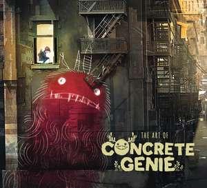 The Art Of Concrete Genie de PixelOpus