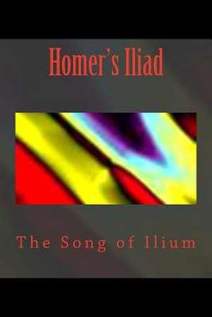 Homer's Iliad de Homer