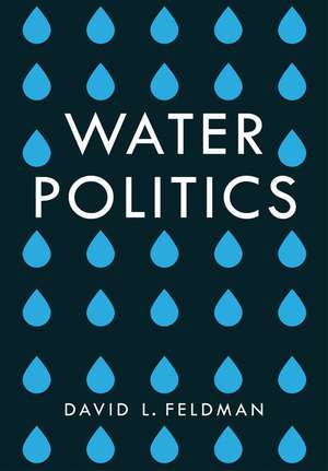 Water Politics: Governing Our Most Precious Resource de David L. Feldman