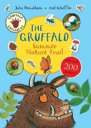 The Gruffalo Summer Nature Trail