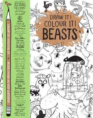 Draw it! Colour it! Beasts