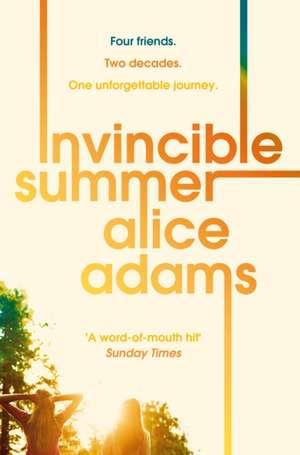 Invincible Summer de Alice Adams