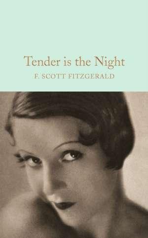 Scott Fitzgerald, F: Tender is the Night imagine