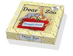 Campbell, R: Dear Zoo Snuggle Book de Rod Campbell