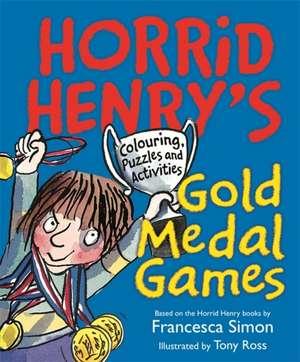Horrid Henry's Gold Medal Games