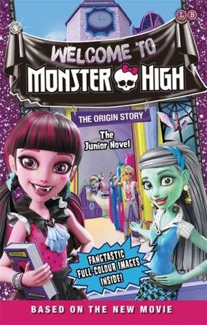 Monster High: Welcome to Monster High de  Mattel UK Ltd.