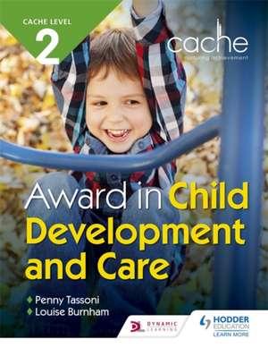 CACHE Level 2 Award in Child Development and Care imagine