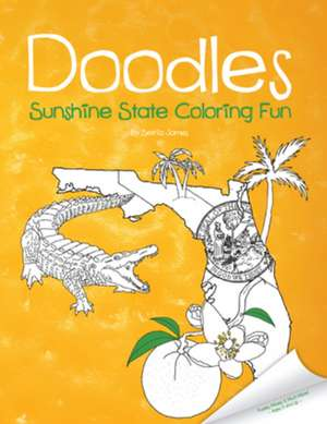 Doodles Sunshine State Coloring Fun