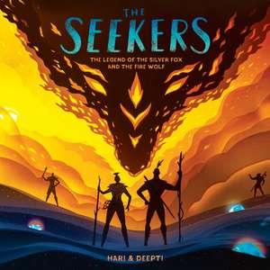 The Seekers de Hari Panicker