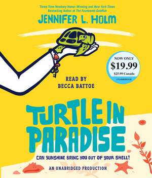 Turtle in Paradise de Jennifer L. Holm