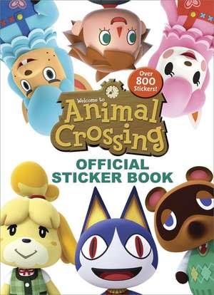 Animal Crossing Official Sticker Book (Nintendo) de Courtney Carbone