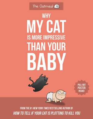 Why My Cat Is More Impressive Than Your Baby de Matthew Inman
