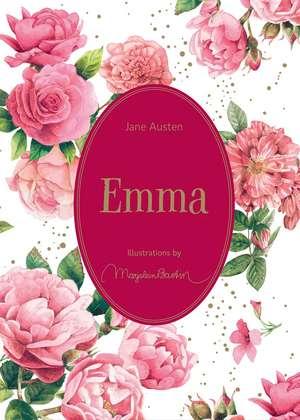 Emma: Illustrations by Marjolein Bastin de Jane Austen