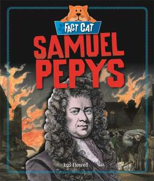 FACT CAT HIST SAMUEL PEPYS