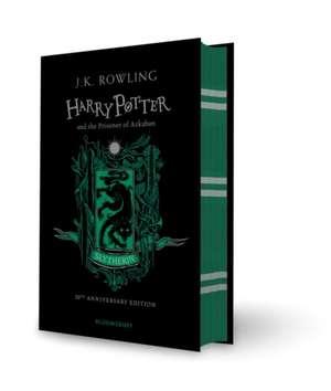 Harry Potter and the Prisoner of Azkaban – Slytherin Edition de J. K. Rowling
