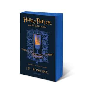Harry Potter and the Goblet of Fire – Ravenclaw Edition de J. K. Rowling