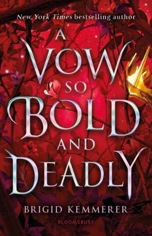 A Vow So Bold and Deadly imagine