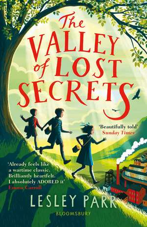 The Valley of Lost Secrets imagine