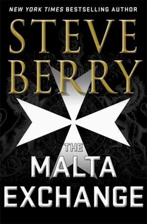 The Malta Exchange de Steve Berry