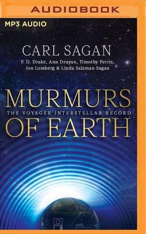 Murmurs of Earth de Carl Sagan