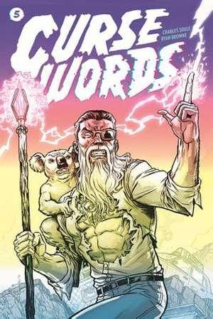 Curse Words Volume 5: Fairy-Tale Ending de Charles Soule