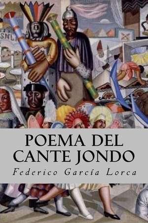Federico garcia lorca poema del cante jondo pdf