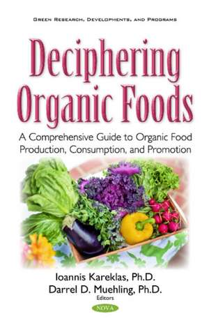 Deciphering Organic Foods