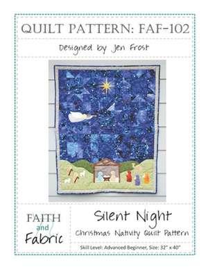 Silent Night de Jen Frost
