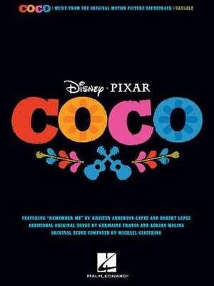 Coco: Music from the Original Motion Picture Soundtrack de Robert Lopez