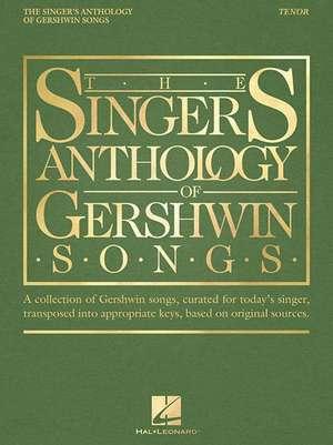 The Singer's Anthology of Gershwin Songs - Tenor de George Gershwin