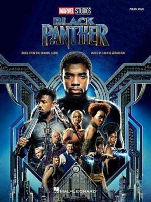 Black Panther: Music from the Marvel Studios Motion Picture Score de Ludwig Goransson