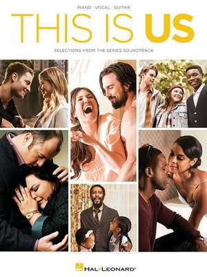This Is Us: Selections from the Television Series Soundtrack de  Hal Leonard Corp