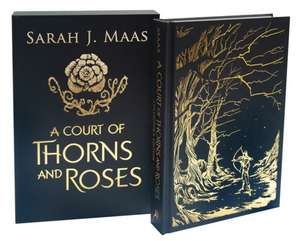 A Court of Thorns and Roses Collector's Edition de Sarah J. Maas