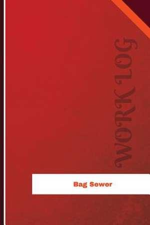 Bag Sewer Work Log de Logs, Orange