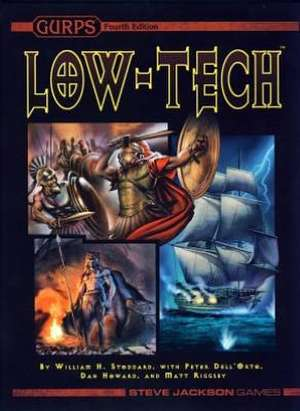 Gurps Low-Tech de Steve Jackson Games