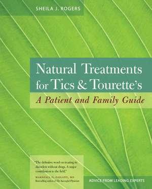 Natural Treatments for Tics & Tourette's imagine