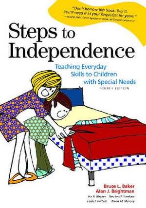 Steps to Independence imagine