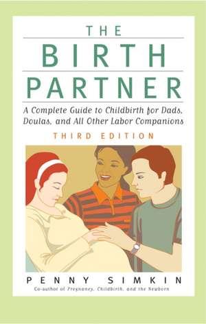 Birth Partner - Revised 3rd Edition