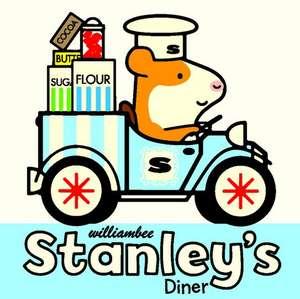 Stanley's Diner de William Bee