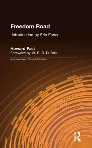 Freedom Road de Howard Fast