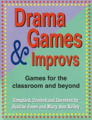 Drama Games and Improvs imagine