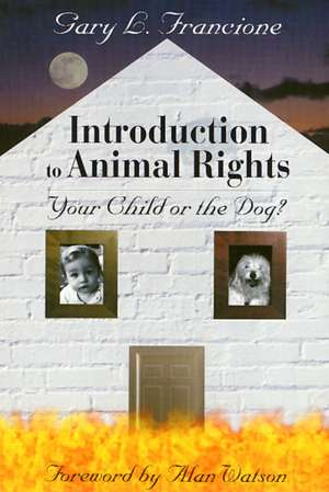 Introduction to Animal Rights imagine