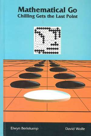Mathematical Go de Elwyn R. Berlekamp