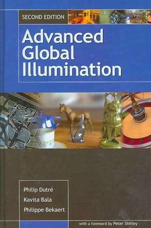 Advanced Global Illumination de Philip Dutre