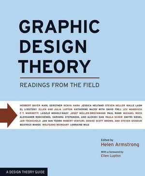 Graphic Design Theory de Helen Armstrong